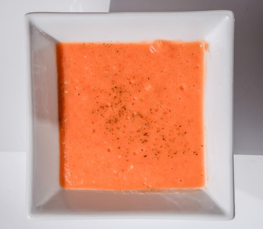 Salsa de tomate y comino.