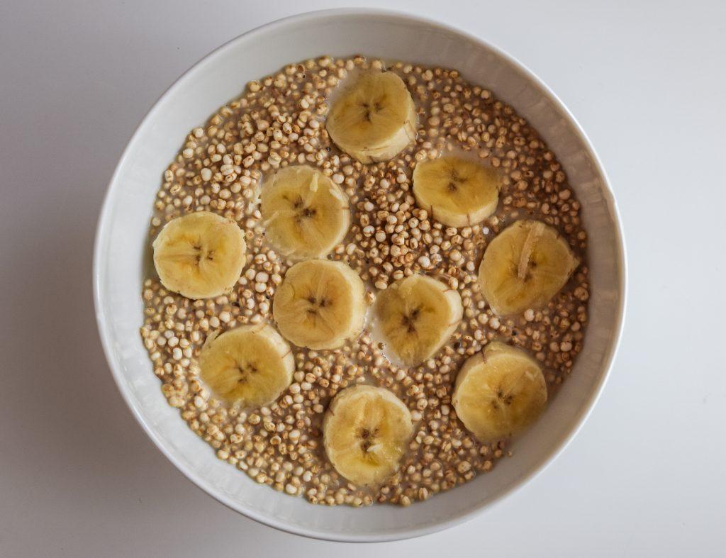 Desayuno sano niño
