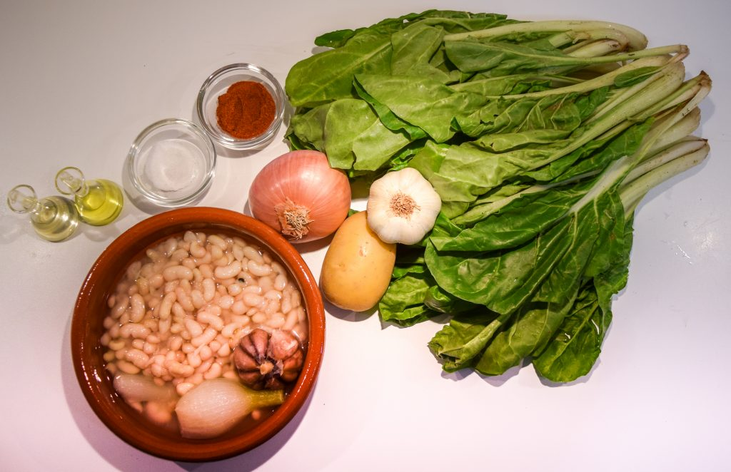 Ingredientes legumbres
