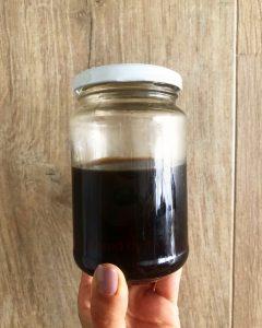 Envase reutilizable de vidrio
